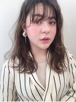 アリスバイアフロート(ALICe by afloat)「アリスバイアフロート鎌倉」フェミニンレイヤー小顔セミミディ