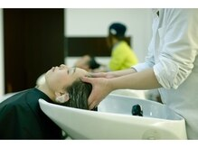 シャンプー、トリートメントも種類豊富にお客様の髪質、コンディションに合わせてセレクトします!