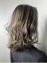 ソース ヘア アトリエ(Source hair atelier)【SOURCE】サマー3Dバレイヤージュハイライト