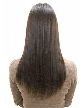 ヘアーサロン ユウ(hair salon you)の写真/驚きのツヤ感と柔らかな仕上がりが叶う〈N.ケラ熱トリートメント♪〉ホームケア1カ月分&コーム付¥7700