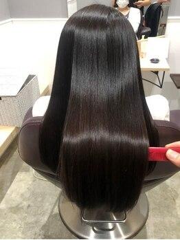 ミロク(miloc)の写真/今まで感じたことのない美髪体験!髪の状態・お悩みに合わせてあなたに最適なトリートメントをご用意!