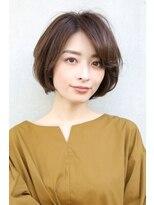ヘアーメイク リアン 新田辺店(Hair Make REAN)◆REAN 京田辺/新田辺◆大人かわいいショートボブでふんわり