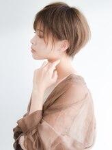 ウィル 姫路駅前店(WILL)大人ナチュラルショート♪簡単スタイリング透明感ベージュカラー