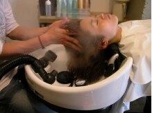 プルートヘアー(pluto hair)の雰囲気(ヘッドスパ。皮脂の汚れを取り除き生まれて来る髪に美しさを。)