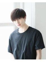 ヘアーサロン タカヒロ(Hair Salon TAKAHIRO)「HairSalonTAKAHIRO」 ナチュラルマッシュ