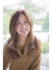 ☆ゆるふわ☆似合わせカット+パーマ ¥9720→¥8750