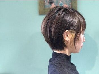 ルーツ(ROOTS hair design)の写真/丁寧なカウンセリングで一人一人に似合うヘアをご提案☆伸びても可愛いstyleでアレンジも自由自在♪