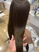 ブームワサダ(BOOM WASADA)【大分】極上ストレートヘア 美髪 髪質改善 ツヤ髪