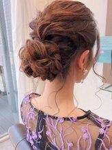 ハートライン(hair bridal Heart Line)