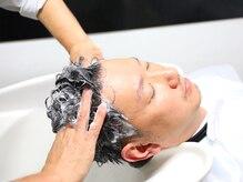 ヘアーメイク ツール(HAIR MAKE TOOL)の雰囲気(癒しのヘッドマッサージや、ヘアケアにも力を入れています。)