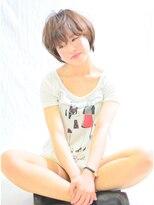 フッカヘアー(fukka hair)≪春夏×ショート≫ふわりと空気感のあるショートスタイル!