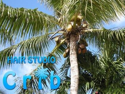 ヘアスタジオ クリブ(HAIR STUDIO CRIB)の写真