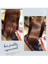 ☆あなたの髪が誰もが憧れるツヤツヤの美髪に♪最新資生堂サブリミック髪質改善トリートメント