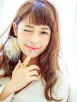 ショコラナンバ(Chocolat NAMBA)フォレストロング☆シースルークリアアッシュカール