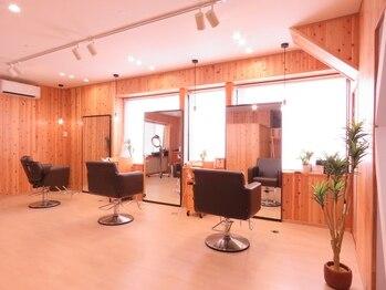 ヘアーディック(hair Dec.)の写真/【北長野駅徒歩3分】落ち着いたプライベート空間で、一人ひとりに寄り添った施術が魅力です♪
