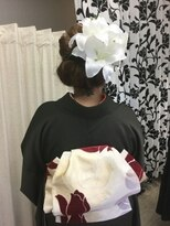 ハナココ 水戸店(hana Coco)お着物着付けヘアメイク 成人式 卒業式 イベント 和装 水戸