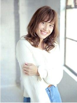 ヘアーステージ ナウ(HAIR STAGE NOW)の写真/抜け感のあるカラーで人気の質感に☆1人1人の魅力を引き出してくれる!