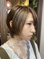 コレット ヘアー 大通(Colette hair)ナチュラルショートヘア