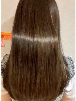 ノート 中目黒(note)の写真/これからもずっと自分らしくキレイでいたい―。今までより美しく、髪の芯からうるおい溢れる艶髪に。