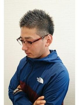 ヘア デザイン ルナ(Hair Design Luna)【Luna】☆ソフトモヒカン☆