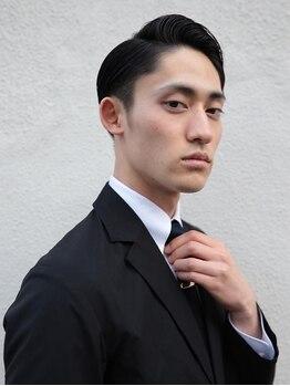 富士東洋理髪店の写真/【メンズ専門店】《カット¥3000》価格・技術に圧倒的な差をつける…富士東洋理髪