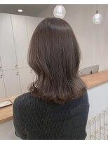 ルッツ(Lutz. hair design)cocoa beige