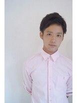さわやかアップバングスタイル 【ITSUKI】