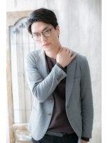 ハンサム クラシック 越谷店(Classic)ビジネスでも◎イケメンサイドパートa越谷<理容室>!