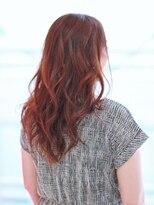 ヘアー ライズ(hair RISE)アドミオライラックシアンベルベットカラー