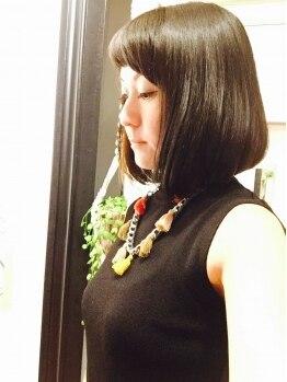 ノワール(NOiR)の写真/女性が作る女性のための愛され美髪スタイル☆なりたいスタイル、旬なスタイルをご提案します☆