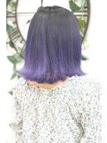 ヘアーサロン エール 原宿(hair salon ailes)(ailes原宿)style329 グラデーションカラー☆シルキーブルージュ