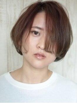 たさわ堂の写真/たさわ堂の髪質改善×カットで理想のヘアスタイルに。パーマとの相性も◎で再現性さらにUP!毎日を綺麗に…
