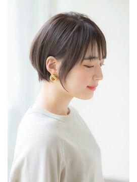アンアミ オモテサンドウ(Un ami omotesando)【Un ami】《増永剛大》10代~40代に人気/パーマ/ショートボブ