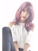 ヘアーサロン エール 原宿(hair salon ailes)(ailes原宿)style266 クラシカル☆キュートワイナリー