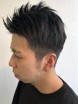 ヘアメイク オブジェ(hair make objet)リクルートカット