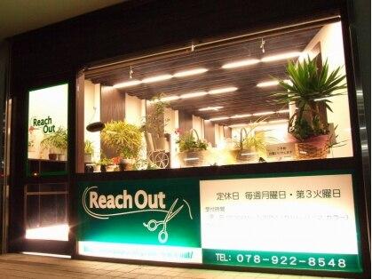リーチアウト(Reach Out)の写真