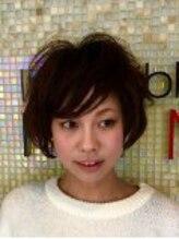インヴィンシブル ヘアー マーダ(Invincible Hair MADA)フレキシブルショート