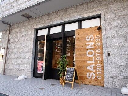 サロンズヘア 西中島店(SALONS HAIR)の写真