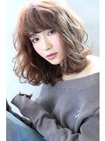 【Blanc目黒】ラフウェーブ色っぽウェーブ/リラックスウェーブ