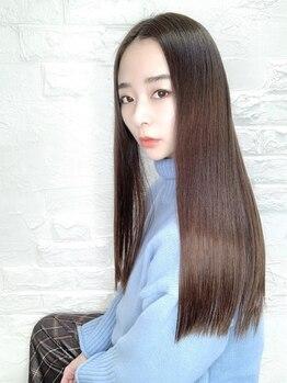 ウーロス(uros.)の写真/CMやSNSで話題の《髪質改善TOKIO》を導入!髪のお悩みを根本的にケアし、継続的な効果で髪質を健康に。