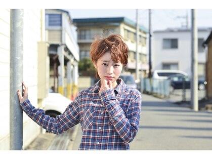 ヘアーメイク マヒナ(hair make mahina)の写真