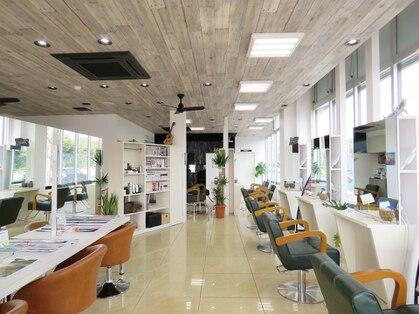 ヘアアートパーリオ 飾磨店(hair art PALIO)の写真
