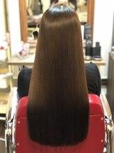ヘアー エステティック サロン オハナ(Hair Aesthetic Salon OHANA)OHANAのVIPのお客様の美髪