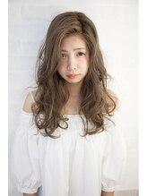 パース ヘアー デザイン 七間町店(PERS hair design)プラチナムアッシュグレー