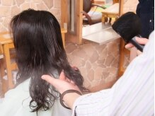 ヘアーメイクピリアーの雰囲気(全メニューナノスチーム付♪潤いたっぷりの美髪に導きます!)