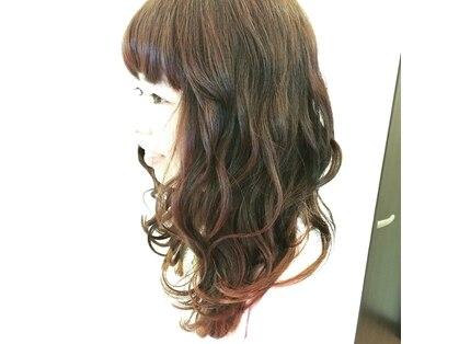 ヘアディレクション ビークス 川原店(HAIR DIRECTION BEECX)の写真