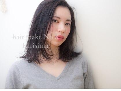 ヘアメイク エイト キリシマ(hair make No.8 kirishima)の写真