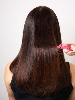 """ジャムヘアー プール(JAM hair POOL)の写真/《カラーで髪質改善?!》魔法のような""""キラ水カラー""""でオシャレを楽しみながらダメージ毛を修復◎"""