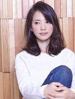 ジーナハーバー(JEANA HARBOR)大人かわいい無造作ミディアム☆ふんわりマイナス5歳☆
