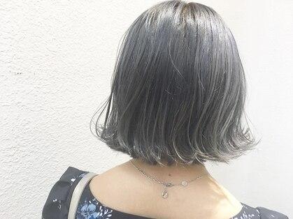 ミエルヘアーアンドスパ(miel hair&spa)の写真